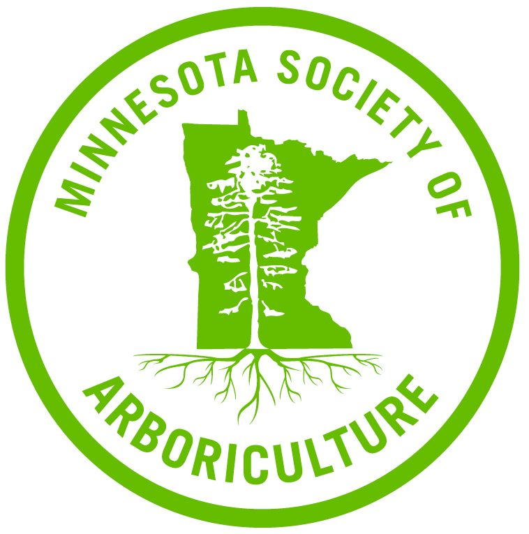 Minnesota Society of Arboriculture Logo Opens in new window
